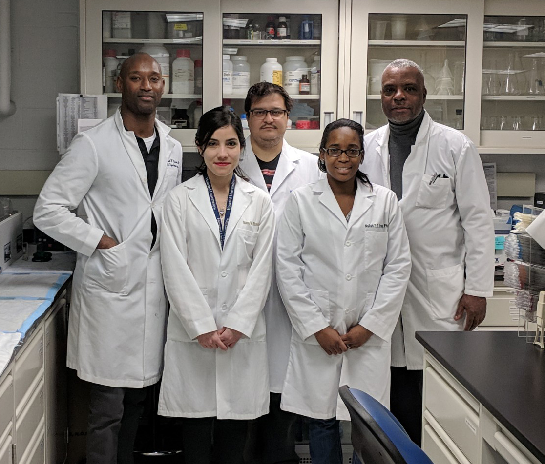 Lipscomb Laboratory Team - 2019